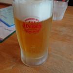 島夢人 - 昼ビールは、夜より旨い。