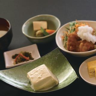 【毎日手作り】自家製の豆腐