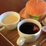 スイートコーンズ - コーヒーとスープ