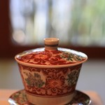 柳生の庄 - 朝食の一例:茶碗蒸し