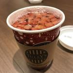 タリーズコーヒー - カベルネ&ストロベリーティー