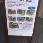 浜町食堂 - メニュー(^∇^)