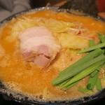 横浜家系ラーメン 町田商店 - 味噌ラーメン