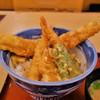 天はな - 料理写真:上天丼(1180円)