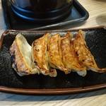 ラーメン 龍の家 - Cセットの餃子