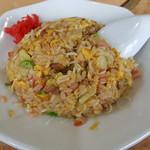 焼肉台湾料理 昇龍 - 五目炒飯