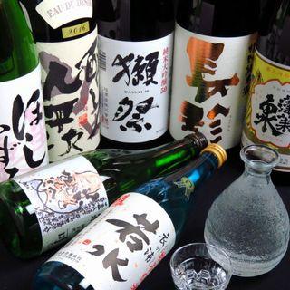 愛知の地酒あります!