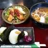 弁慶 - 料理写真:天むすセット