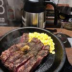 いきなり!ステーキ - 料理写真:ワイルドステーキ