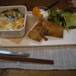 メイプル シュガー - 料理写真:火曜日のランチ
