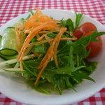 グラナダ - ランチ サラダ