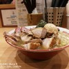 Handicraft Works - 料理写真:中濃鴨煮干そば「皆殺し」肉盛