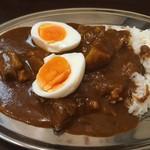 麺屋 國 - ワンコインカレー