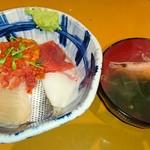 鮪富士 - よくばり丼