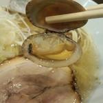 麺屋りゅう - アサリ