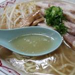 香味徳 - 2017年12月 スープ