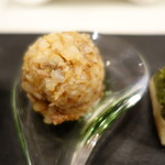 リゴレッティーノ - イタリア米と牛すじのリゾット