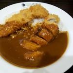 カレーハウスCoCo壱番屋 - ささみカツカレー:950円