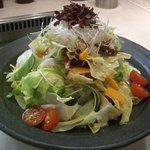 鶴屋 - ☆お野菜たっぷりサラダ☆