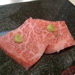 鶴屋 - ☆和牛ハネシタ肉☆