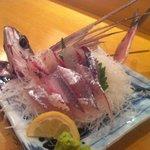 7870700 - 飛び魚刺身