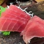 大衆酒場 富士川 - バチマグロ刺身
