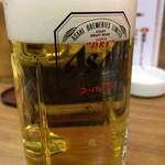 大衆酒場 富士川 - 生ビール