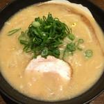 支那そばや - 2017年12月4日開始の冬期限定「味噌らぁ麺」(1050円)
