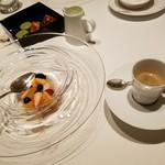 メゾン タテル ヨシノ - エスプレッソがとても美味しい~♪