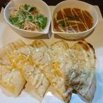 78701768 - キーマカレー、チーズとトマトのナン