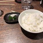 麺処 とこしえ - 土鍋ご飯