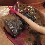 博多旬楽 つかさ - 銀だらの西京味噌焼き(¥900)