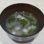 PORCO - 味噌汁