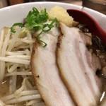 拉麺 大公 - 限定 ガチ盛味噌