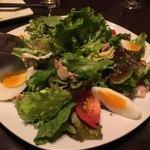 ふれんち食堂 ぴん - 10種野菜のニース風サラダ