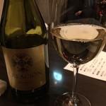 ふれんち食堂 ぴん - 白ワイン