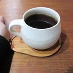火と実コーヒー -