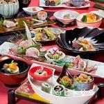 花万葉 - お祝い事にふさわしい料理『お祝い会席』