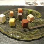 リストランテ カノフィーロ - 今日も美味しい手作り生チョコレート