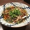 鶏屋 楽 - 料理写真:シメ蕎麦