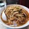 ベトコンラーメン新京 - 料理写真:ベトコンラーメンL、このモヤシのボリューム‼︎