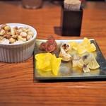 bar K家 - ナッツとドライフルーツ