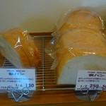 ブーランジェリー パルク - 食パン