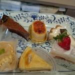 手作り洋菓子サンドリヨン - 料理写真: