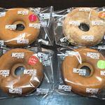納豆工房 せんだい屋 - 料理写真:今回購入したドーナツ