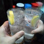 ◯信 - レモンサワーで乾杯!