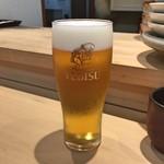 三代目 まる天 - 生ビール