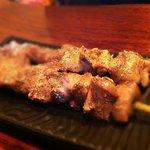 炭火串焼 ふじ - 砂肝