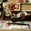 真脇ポーレポーレ - 料理写真:夕食 その1