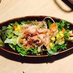 78712288 - 季節野菜のさっぱり和風サラダ
